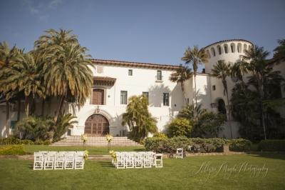 Kristen & Marty   Santa Barbara, Ca. Wedding