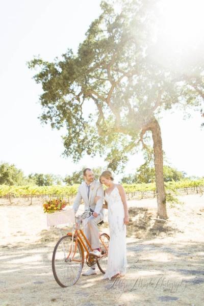 brynn + daniel, Zenaida Cellars, Paso Robles Wedding