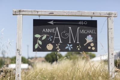 Annie &  Michael  Santa Margarita Ranch wedding