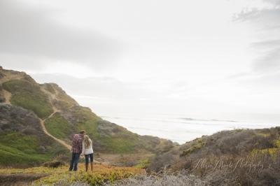 Sara & Ryan Engagement shoot Los Osos, Ca.