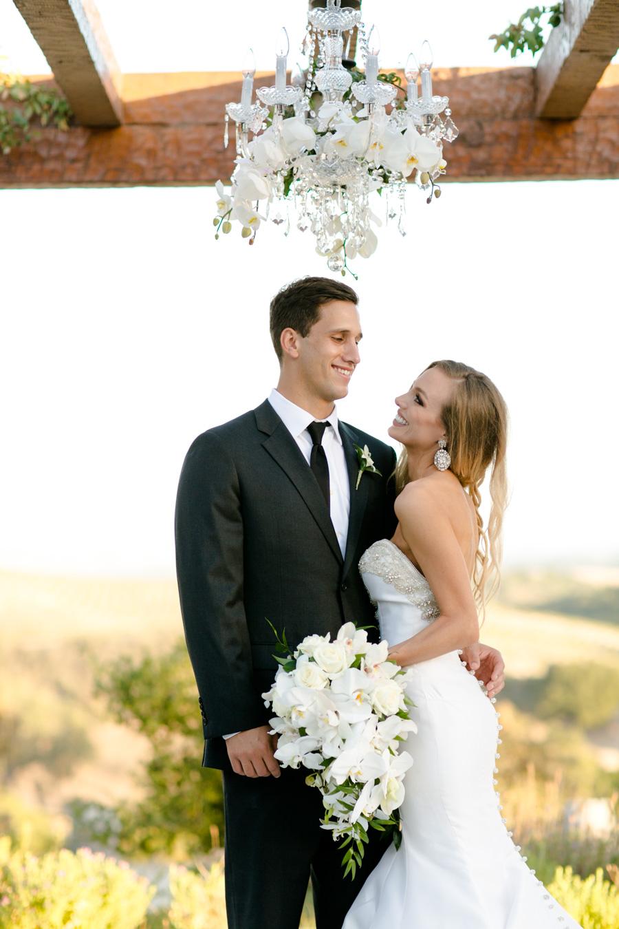 Croad Winery Paso Robles Wedding Ceremony