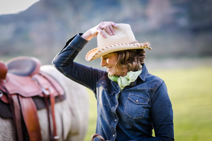 cowgirl in creston, paso robles