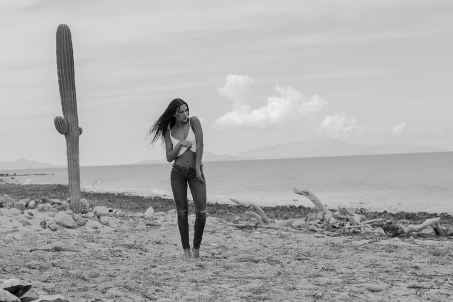 calvin klein inspired photo shoot, swimsuit model