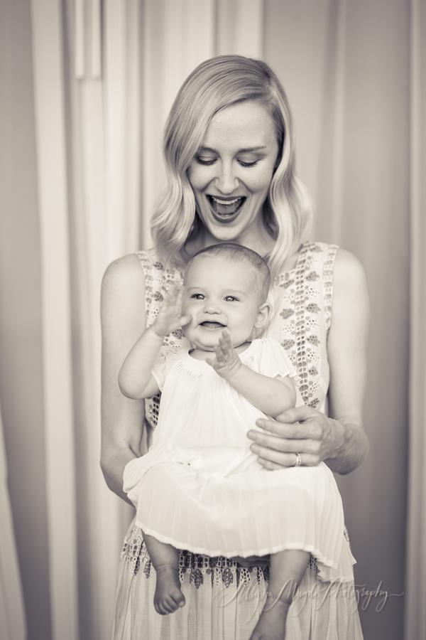 Santa Barbara baby and family photographer