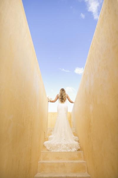 Tulum, mexico beach wedding, hacienda chekul