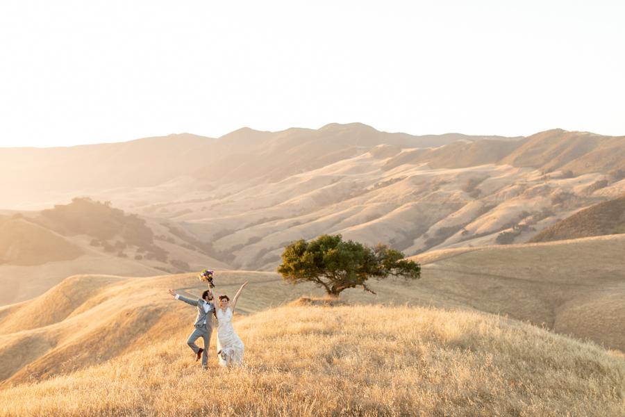 La Cuesta Ranch wedding, San Luis Obispo photographer